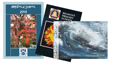 YEARBOOKS 400 X 400 Printing West Auckland