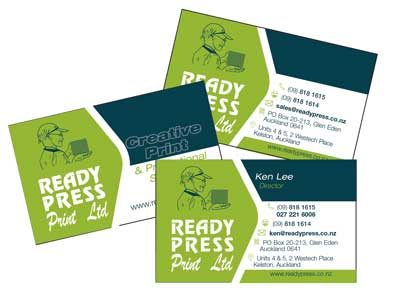 BUSINESS CARDS Printing West Auckland