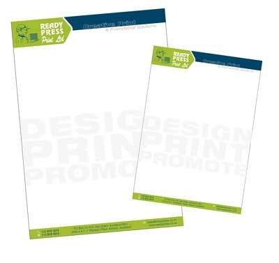 LETTERHEADS Printing West Auckland