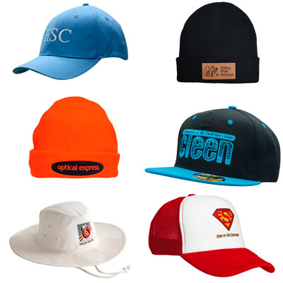 Headwear Printing West Auckland