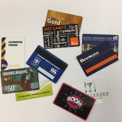 Plastic Cards Printing West Auckland