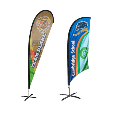Promo Flags 400 x 400 Printing West Auckland